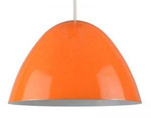 Boudet 274443 Nissa 1 Suspension avec 1 Equipement Electrique E27 60 W Métal Orange 200 x 130 cm de la marque Boudet image 0 produit