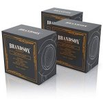 Brandson - Set de 3 Spots LED Dimmable Encastrable 3 x 5W   350 lm orientable, ultra plat   Structure en aluminium   Angle de faisceau: 120 Classe d'efficacité énergétique A + de la marque Brandson image 3 produit