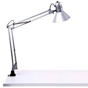 Brilliant AG 10802/11 Lampe de Bureau Métal 40 W E27 Argent de la marque Brilliant AG image 0 produit