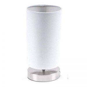 Brilliant AG 13247/05 Lampe à Poser Métal/Textile 40 W E14 Transparent de la marque Brilliant AG image 0 produit