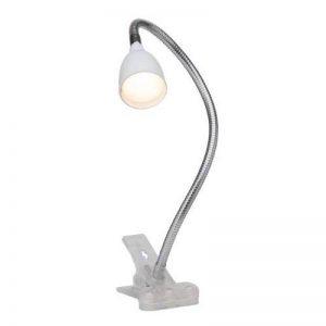BRILLIANT G92936/05 Lampe ANTHONY à fixation serre joint+bras flexible 2,4w. Ampoule incluse - 200Lumen 3000K de la marque Brilliant image 0 produit