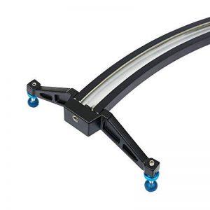 Cablematic - Rail circulaire pour voyager photographie et vidéo DSLR DVR 110cm de diamètre de la marque Cablematic image 0 produit