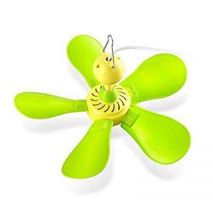 CivilWeaEU Ventilateur de plafond / Ventilateur de moustiquaire / Micro ventilateur / Mini-lit Ventilateur / Dortoir pour étudiants Ventilateur de ménage de la marque Ventilateurs -CivilWea image 0 produit
