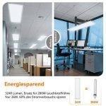 éclairage led dalle plafond TOP 12 image 3 produit