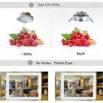 éclairage led plafond encastrable TOP 8 image 1 produit