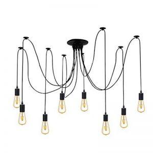 éclairage suspension câble TOP 13 image 0 produit