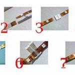 Cooligg 10x LED RGB Connecteur 4 Broches 10mm avec Clip, pour Bande Led Connecteur SMD 5050, Accessoires LED, Envoyer des factures de TVA par e-mail (connecteur rapide / 4pin) de la marque cooligg image 3 produit