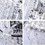 Crystal Wall Lights Aisle Bedside Light Fixtures de la marque Jorunhe image 4 produit