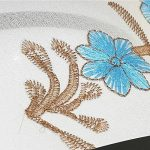 CUICAN Encastré LED Plafoniere,Simple Moderne Lampe de plafond Avec ventilateurs Commande à distance Lames rétractables Pour Salon Restaurants Chambre-A (22x5inch) de la marque CUICAN image 4 produit
