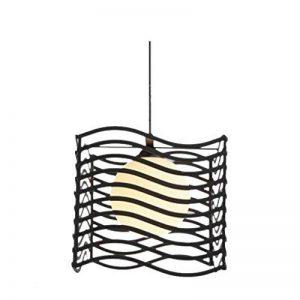 CWJ Lustre - Lumières décoratives créatives menées Combinaison de Lustre Restaurant lumières Bar lustres Bar lustres lustres lumière intérieur lustres en Verre Cuisine Salon lumières Design Simple PE de la marque CWJ image 0 produit