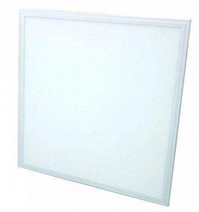 Dalle LED Plafonnier extra plat 40W 600x600mm Blanc Neutre complete avec alimentation Lifud de la marque LampesEcoEnergie image 0 produit