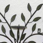 DanDiBo Chandelier mural 12119 Chandelier en métal Fer forgé 70cm Candélabre de la marque DanDiBo image 3 produit