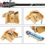 Ddge Dmms 5pcs Rampe de skate Park kit pièces de rechange pour Tech Deck doigt Planche ultime Accessoires de sport d'entraînement de la marque DDGEDMMS image 2 produit