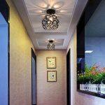 delle fabriqué Rétro cristal Lustre moderne plafonnier Pour Escalier, bar, cuisine, salle à manger, chambre d'enfant de la marque Dellemade image 2 produit