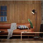 Diolumia - Lampadaire design moderne métal noir H140.5cm - Tête orientable - Lampe à poser sur pied pour salon cuisine salle à manger bureau de la marque Diolumia image 2 produit
