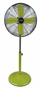 Domair PM40VERT Ventilateur sur pied rétro Métallique Vert de la marque Domair image 0 produit