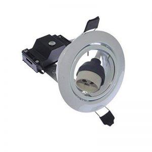Downlight Spot Fixture Plafond Spots pour Gu10 Spot LED lampe et lampe halogène de la marque Wankai image 0 produit
