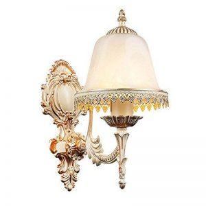 DPG Lighting Victorian Deco Art Verre en applique avec couleur or pour la maison Chambres à coucher Livingside Bedside Antique Wall Lamps de la marque DPG Lighting image 0 produit
