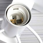 E27 Lampe Murale Applique Murale Couloir de la lampe Miroir lampe luminaire Couloir de la lampe pour Couloir Toilettes la chambre à coucher Loft Chambre à coucher Office Home Décoration lumineuse Transparent de la marque Lit. image 2 produit