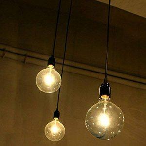 E27 Lustre Creative Edison Lustre Antique DIY 3 Lampes Industrielle Vintage Plafonnier Lampe Luminaire Pendentif Retro Salle Industrielle Salle à Manger Chambre Hôtel Home Lighting Accessoires de la marque ruist-eu image 0 produit