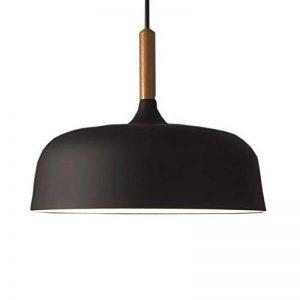E27 Metal Retro Suspensions Luminaires Antique Plafonnier Luminaires Noire Forme de Chapeau Plafond Lumiere Antique Metal Plafond Lustre de la marque Chrasy image 0 produit