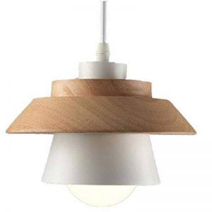 E27 Plafonnier Luminaire Suspensions Lampe Blanc Vernis Suspensions Luminaire Contemporain Suspensions Lampe de la marque QUASHION image 0 produit