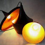 E27 Plafonnier Suspensions Lustre Luminaire Metal Vintage Suspensions Luminaire Suspension à Abat Vintage Plafond Lustre Deco Style Industriel Fer Suspensions Luminaire Lumiere Lampe(sans ampoule) de la marque VincentTrade image 4 produit