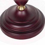 Eeayyygch Lampe de Table Couverture Verte Lampe de Table bancaire Lampe de Table rétro Dormitory Reading Study Lamp (coloré : -, Taille : -) de la marque Eeayyygch image 1 produit