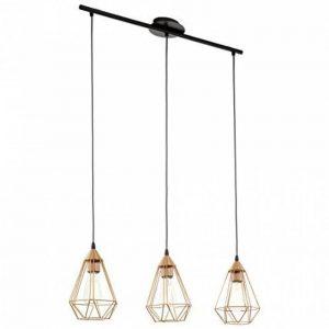 Eglo Lampe Suspension E27 L-790 'Tarbes'Cuivre de la marque EGLO; my light; my style image 0 produit