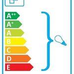 EGLO; my light; my style Applique Murale 1 Ampoule Medici de la marque EGLO; my light; my style image 3 produit