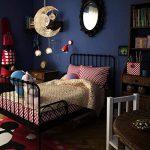 Egomall Lampe en aluminium Suspension de lune et étoiles Lustre moderne pour chambre d'enfant de la marque egomall image 1 produit