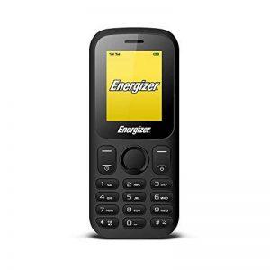 Energizer Energy E10 Smartphone débloqué GSM (Ecran : 1,8 Pouces - Double SIM - Android) Noir de la marque Energizer image 0 produit