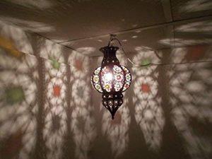 Etnico Arredo Ethnique ameublement Lustre Ethnique marocain Lampe Lanterne Arabe Oriental 207181219S2 de la marque Etnico Arredo image 0 produit