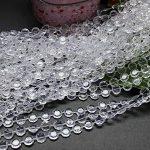 Ewparts 30M Cristal Garland Diamant Acrylique Perles Perles chaîne Perles chandlier, pour brins Suspendu Rideau Drop décoration de la Maison (Transparent) de la marque Ewparts image 3 produit