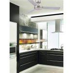 Faro 33604 - MINI MALLORCA Ventilateur de plafond nickel mat de la marque Faro Barcelona image 2 produit