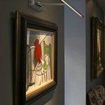 Faro 61068 MONET LED Lampe applique à tableaux nickel mat de la marque FARO image 2 produit