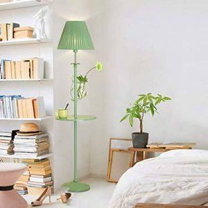 FGLDD Lampadaire nordique, lampe de table de chevet de salon chambre à coucher, lampadaire vertical créatif canapé minimaliste moderne (Couleur : D) de la marque FGLDD image 0 produit