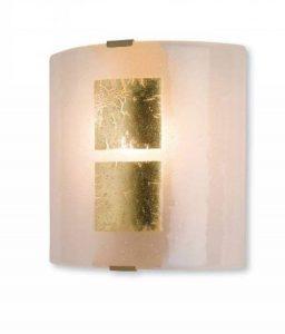 First Light Suspension 1x E27100W Lumière Murale en Verre Murano feuille d'or sur verre Murano de la marque Firstlight Products image 0 produit
