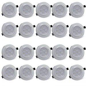 fixation spot encastrable TOP 11 image 0 produit
