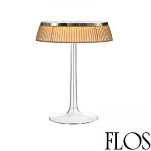 Flos Bon Jour LED Lampe de table chrome Soft Ivoire f1032057 de la marque Flos image 0 produit
