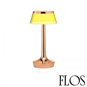 Flos Bon Jour Unplugged LED Lampe de table cuivre jaune f1037015 de la marque Flos image 0 produit