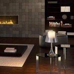 Flos Miss K Lampe de table argent 220 Volt de la marque Flos image 2 produit