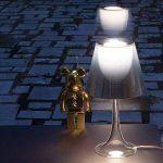 Flos Miss K Lampe de table rouge 220 Volt de la marque Flos image 1 produit
