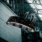 FLYDEER Lampe Murale LED 8W Appliques Murales Éclairage Interieur Imperméable Moderne Aluminium Applique Murale de la marque FLYDEER image 2 produit