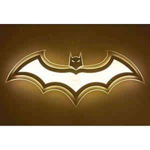 GKJ Batman led lustres chambre chambre AC85-265V led lustre acrylique. Variété de la marque Chandelier.F image 0 produit
