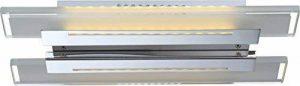 Globo Ismeta LED 2 x 75 W Plafonnier en métal chromé de la marque Globo image 0 produit