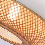 GOOD&MOJO MEKONG/H22 Suspension Bambou 40 W E27 Multicolore de la marque GOOD&MOJO image 1 produit