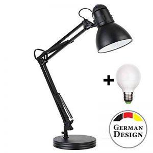 Goods & Gadgets Lampe de lecture au style rétro en métal de la marque Goods & Gadgets image 0 produit