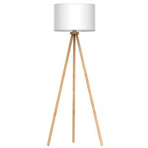 grande lampe sur pied en bois TOP 5 image 0 produit