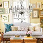 grapest Plafonnier Chambre/Salon/Cuisine Design de Fusion de Moderne et Vintage Lustre Cristal Lumière Baroque Pendentif de la marque grapest image 2 produit